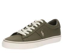 Sneaker 'Sayer Canvas' oliv