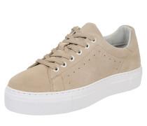Sneaker '5884' sand / beige