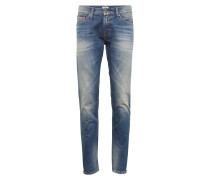 Jeans 'Slim Scanton Peb' blue denim