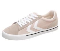 Canvas Sneaker 'Nile' hellbeige / weiß
