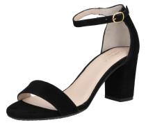 Sandale 'abigail' schwarz
