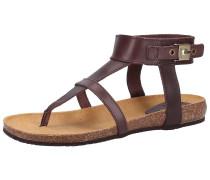Sandalen dunkelbraun