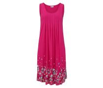 Strandkleid mischfarben / pink