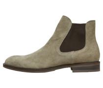 Chelsea Boots braun / beige