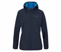 Jacke 'Northern Point' blau / marine