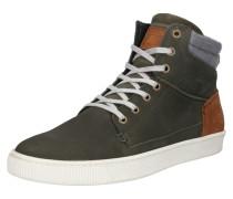 Sneaker creme / khaki