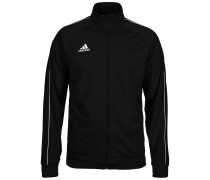 Trainingsjacke 'Core' schwarz