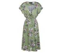 Kleid 'wanderer' grün