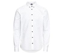 Hemd 'Shirt' schwarz / weiß