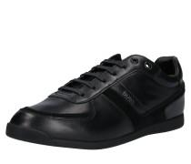 Sneaker 'Glaze' schwarz