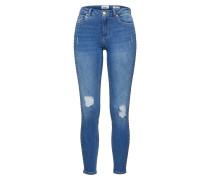 Jeans 'onlCARMEN REG Ankle Stud Jeans Dnm'