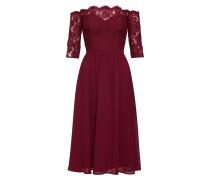 Kleid 'anna-Marie' bordeaux