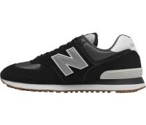 Sneaker 'ML 574' dunkelgrau / schwarz