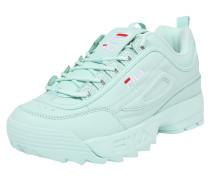 Sneaker 'Disruptor' mint / rot / weiß