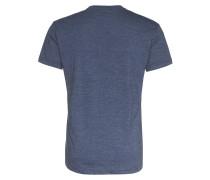 Print Shirt navy