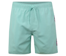 Badeshorts 'volley Timeless 16''' mint