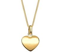Halskette 'Herz' gold