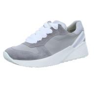 Sneakers grau / hellgrau / weiß