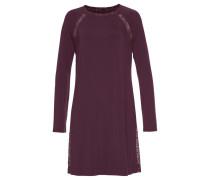 Nachthemd 'Amourette' burgunder