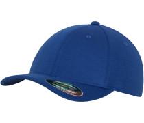 Cap 'Double Jersey' royalblau