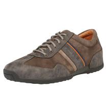 Sneaker 'Space 24' braun / grau