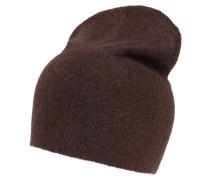 Mütze 'kimmie' braun