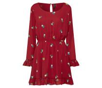 Kleid 'miranda' mischfarben / blutrot