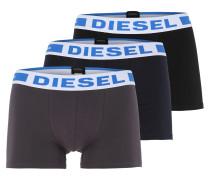 Pants im 3er-Pack 'Kory' dunkelblau