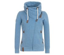 Female Zipped Jacket 'Jedi Path Iii' blau