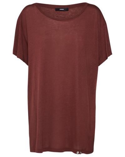 Shirt burgunder
