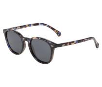Sonnenbrille 'Bandwagon' navy / braun
