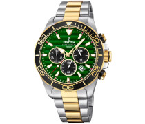 Chronograph-Uhr 'Prestige Kollektion F20363/4'