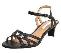 Sandalette 'Birkin' schwarz