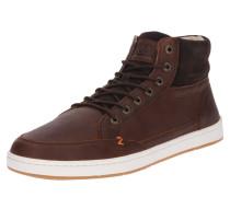 Sneaker 'Mark Mid 2.0 L30 Merlins' braun