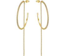 Ohrhänger 'fitpe Hoop' gold