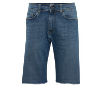 Jeansshorts 'Swell' blue denim