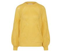 Pullover 'Lunea' gelb