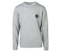 Wettie Crew Sweatshirt grau