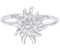 Ring 'Edelweiss Wiesn' silber