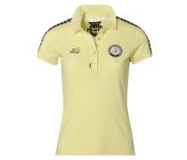 Polo Shirt 'Puerto Portals' gelb