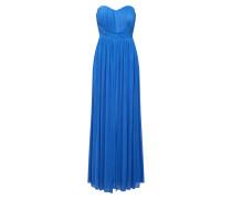 Abendkleid 'Bella' blau