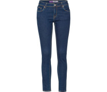 Jeans 'cassie' blau