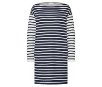 Kleid navy / offwhite