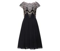 Kleid 'Domenica' schwarz