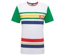 Shirt mischfarben / weiß