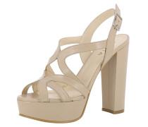 Sandalette 'Lana' beige