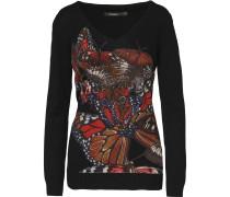 Pullover mischfarben / schwarz