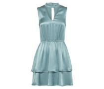 Kleid 'choker' himmelblau