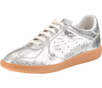 Sneakers Low silber