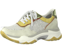 Sneaker 'Ugly Sneaker' gelb / weiß